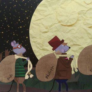 Semana de ratones en Bichitos Lectores