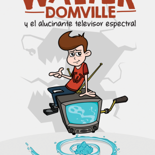 Walter Domville y el alucinante televisor espectral