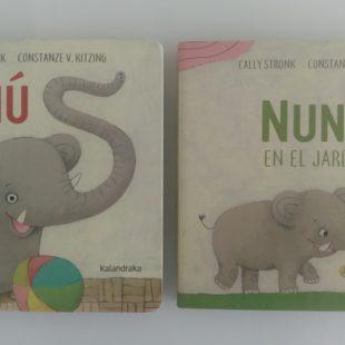 Nunú juega / Nunú en el jardín