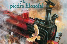 Harry Potter y la piedra filosofal – edición ilustrada
