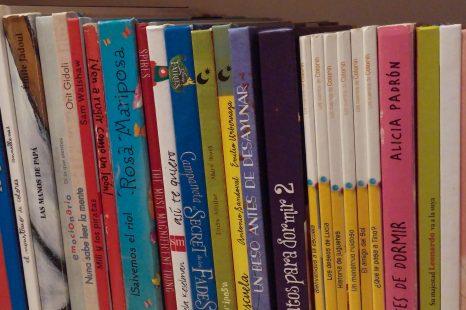 Las edades recomendadas de los libros y cuentos