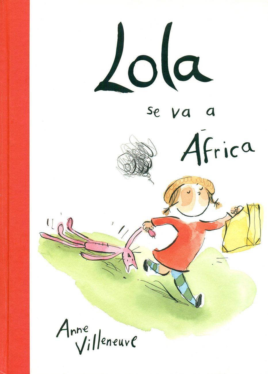 Lola se va a Africa