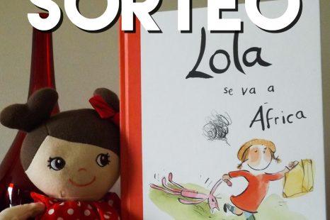 Bases del sorteo Lola se va a África