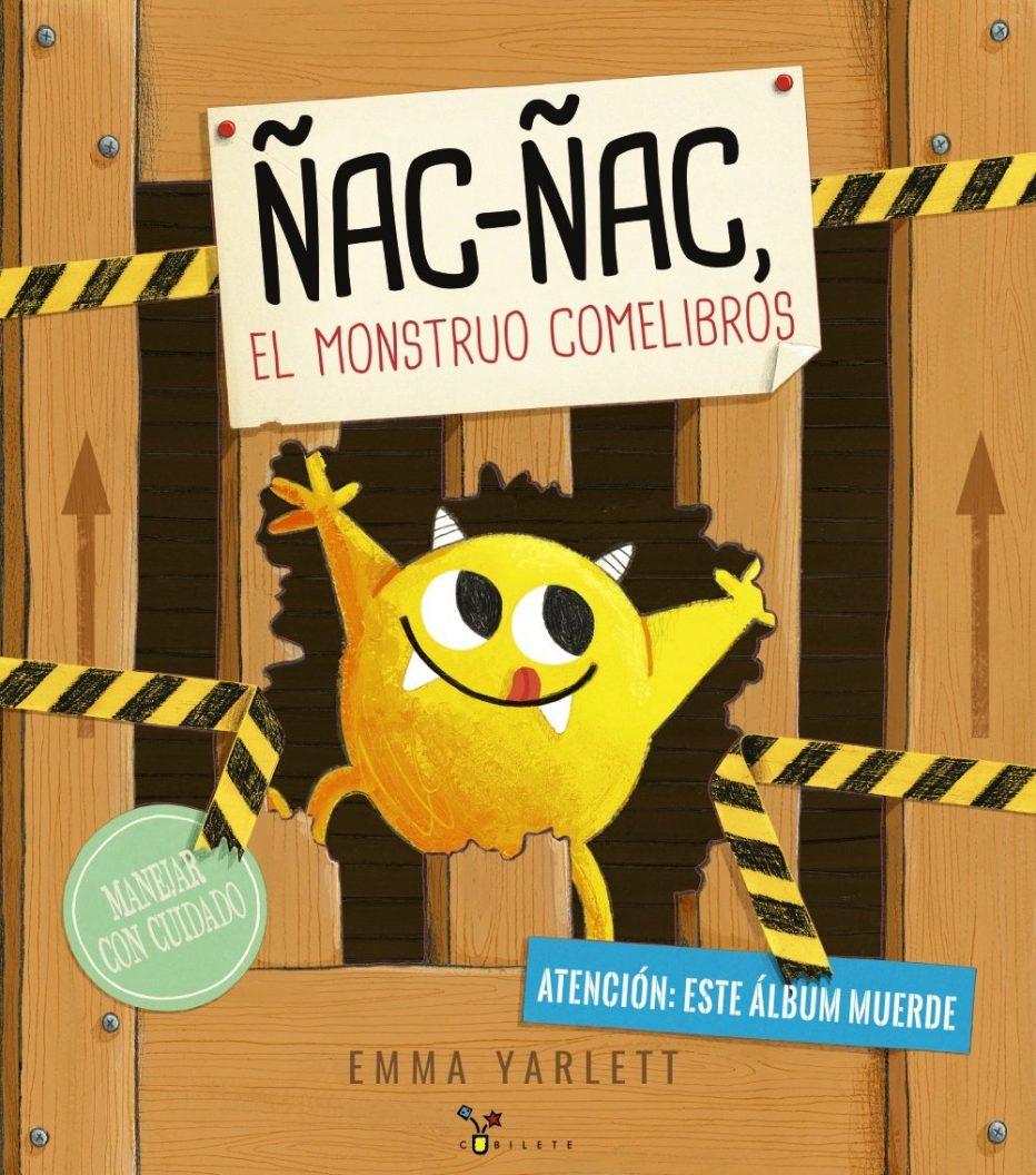 Ñac Nac, el monstruo comelibros