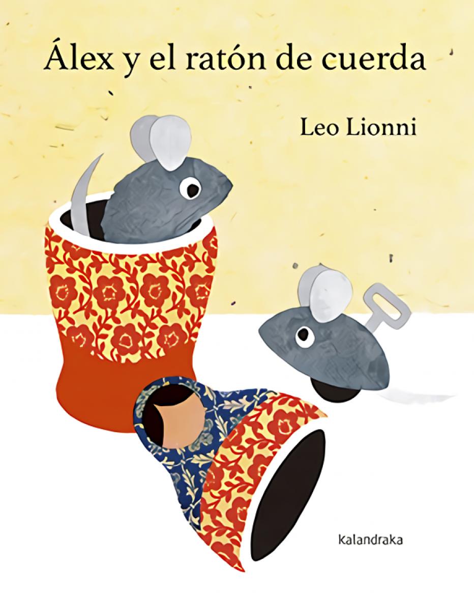 Álex y el ratón de cuerda