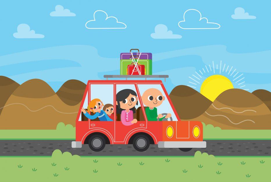 Ideas para viajes en coche