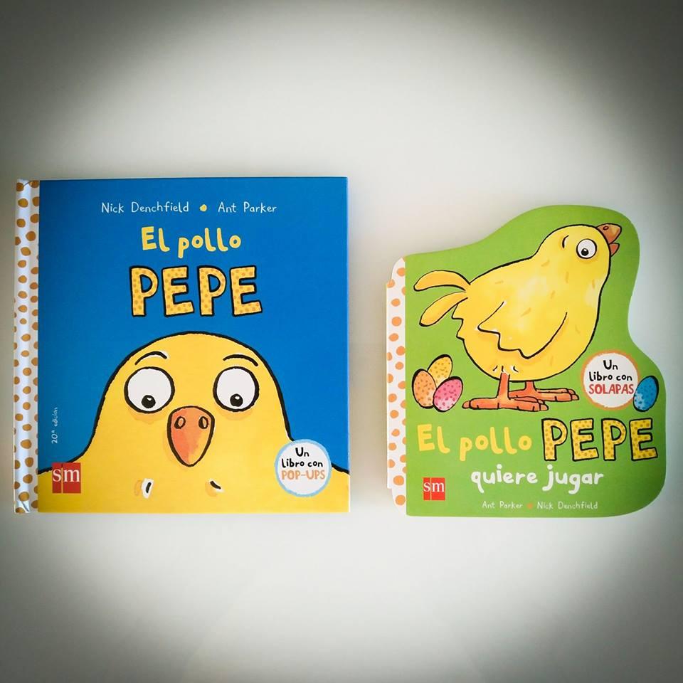 Hace unos días subimos una imagen a nuestra página de Facebook en la que  comparábamos las dimensiones de El pollo Pepe (la versión que tenemos es la  que ...