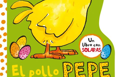 El pollo Pepe quiere jugar