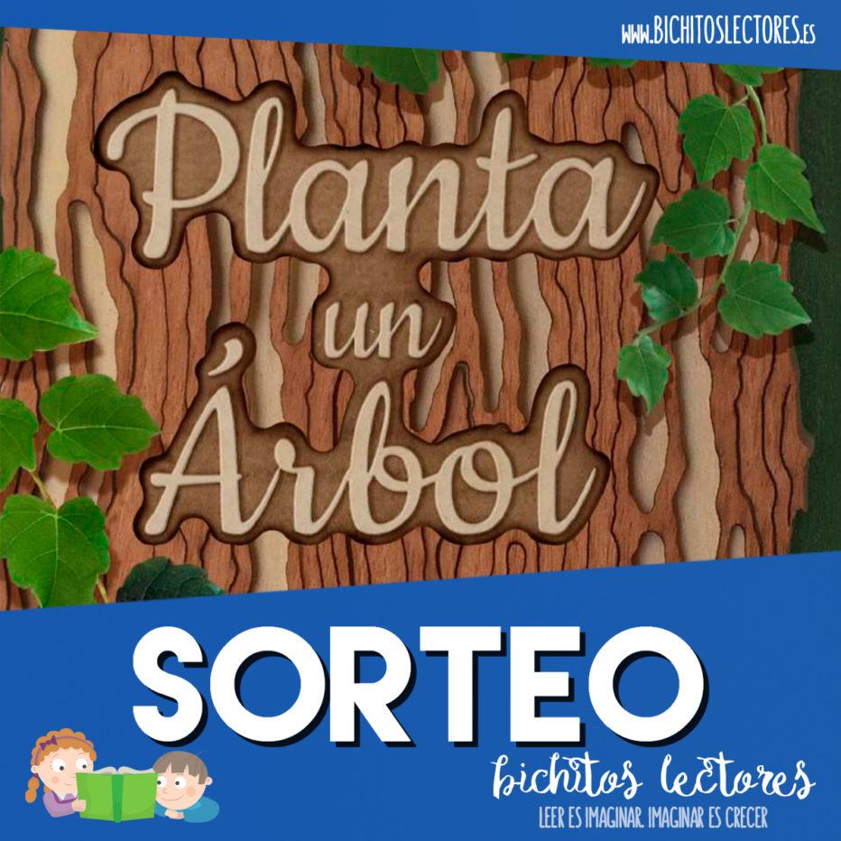 """Bases del sorteo """"Planta un árbol"""""""