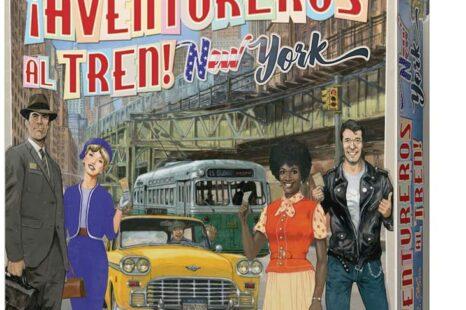 ¡Aventureros al tren! Nueva York