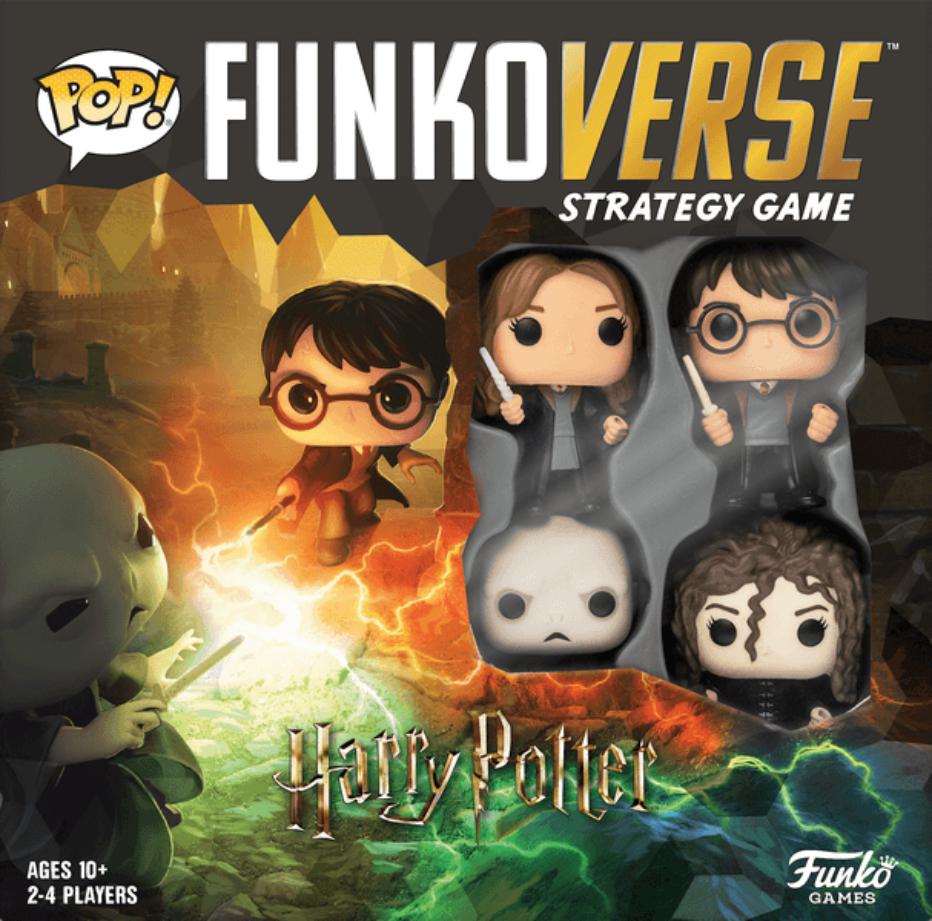 Funkoverse: Harry Potter